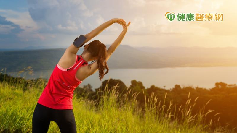 為什麼運動前要熱身? 有這些好處